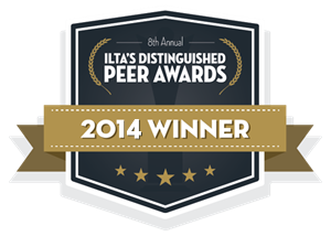 Innovative Content Award, International Legal Technology Association (ILTA)